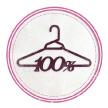 100% אופנה 100% תרומה