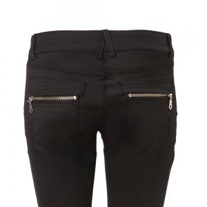 מכנס MOTO שחור