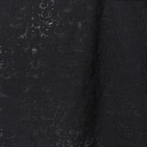 חולצה צרובה שחורה