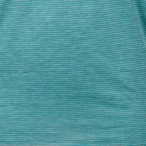 חולצת פסים לשינה - טורקיז